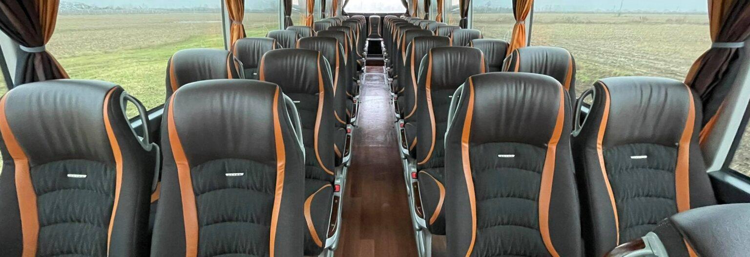 Najam autobusa Setra 515 HD