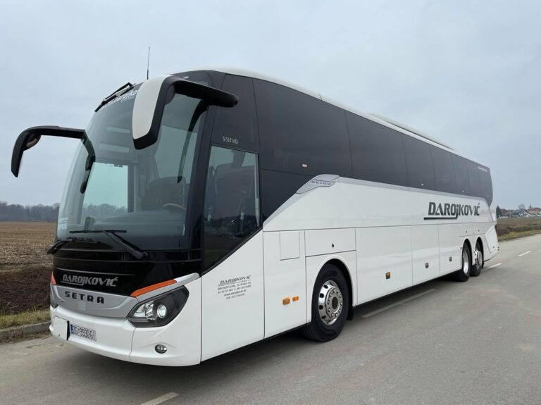 Najam autobusa Setra 517 HD