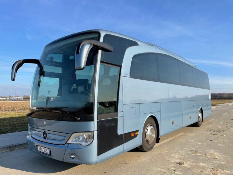 Autobus Mercedes Travego