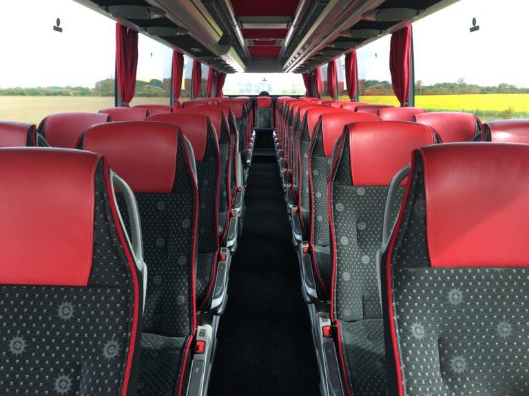 Najam autobusa Mercedes Travego