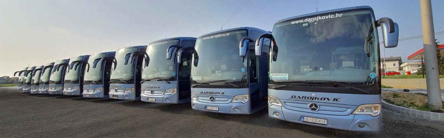 Najam autobusa Darojković