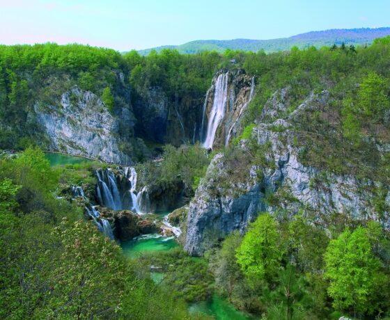 Jednodnevni izlet - NP Plitvička Jezera, Veliki slap i Sastavci